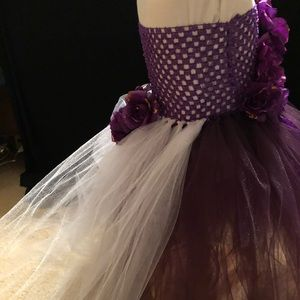 Other - Homemade Tulle Dress